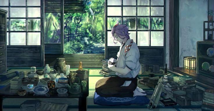 Touken-Ranbu-Anime-pippi-(p3i2)-kasen-kanesada-3267768.jpeg (811×435)