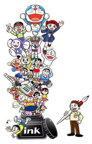 Doraemon!More Pins Like This At FOSTERGINGER @ Pinterest