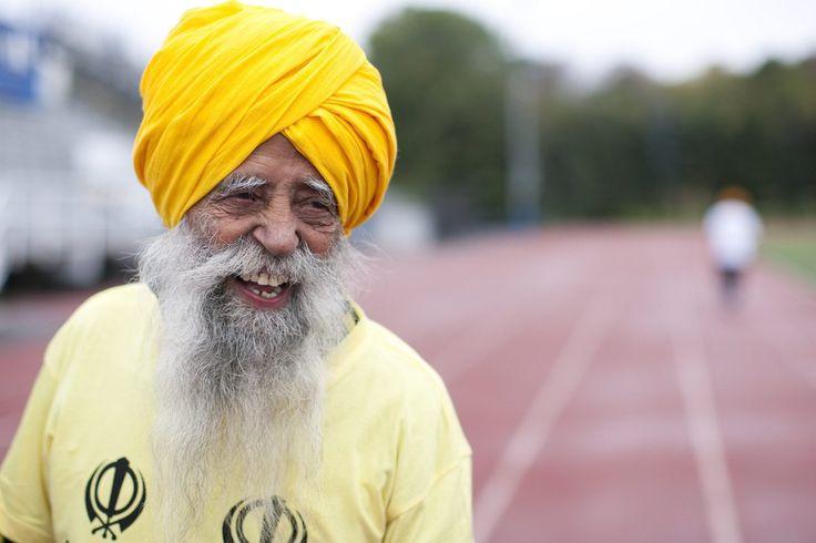 Fauja Singh, World's Oldest Runner At 101, Races For Women's Rights#slide=2076217#slide=2076217#slide=2076217