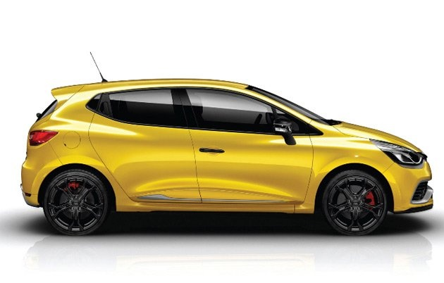 World premiere of new Clio 4 at Paris Motor Show
