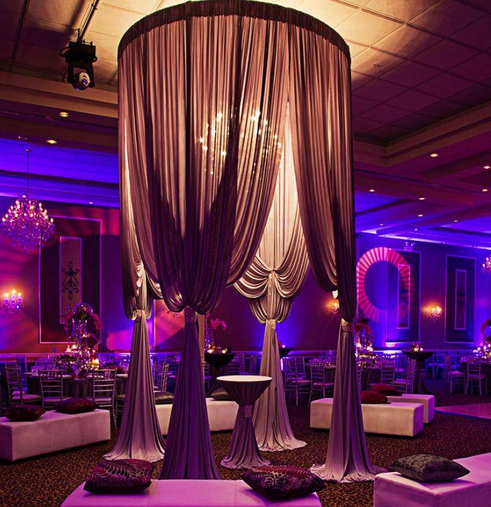 Diy Led Uplighting Rental Atlanta: 1000+ Ideas About Ballroom Wedding Reception On Pinterest