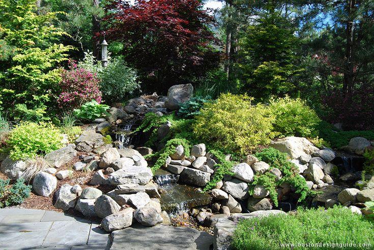The gardeners premier landscape design build firm of for Premier landscape design