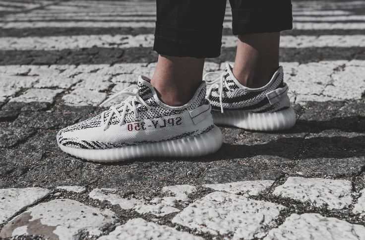 "The most wanted and awaited silhouette #yeezyboost 350 is back! Re-release of ""zebra"" colorway will hit the stores on 24th of June.    https://yeezy.footshop.cz/en/    #yeezy #yzy #footshop #adidas #kanyewest #1000sneakers"