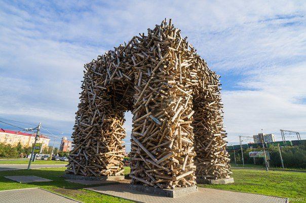 Пермские ворота