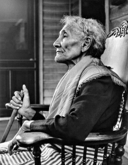 Mrs. Jefferson, Fort Scott, Kansas, 1950 - Back to Fort Scott, 1950 - Archive - The Gordon Parks Foundation