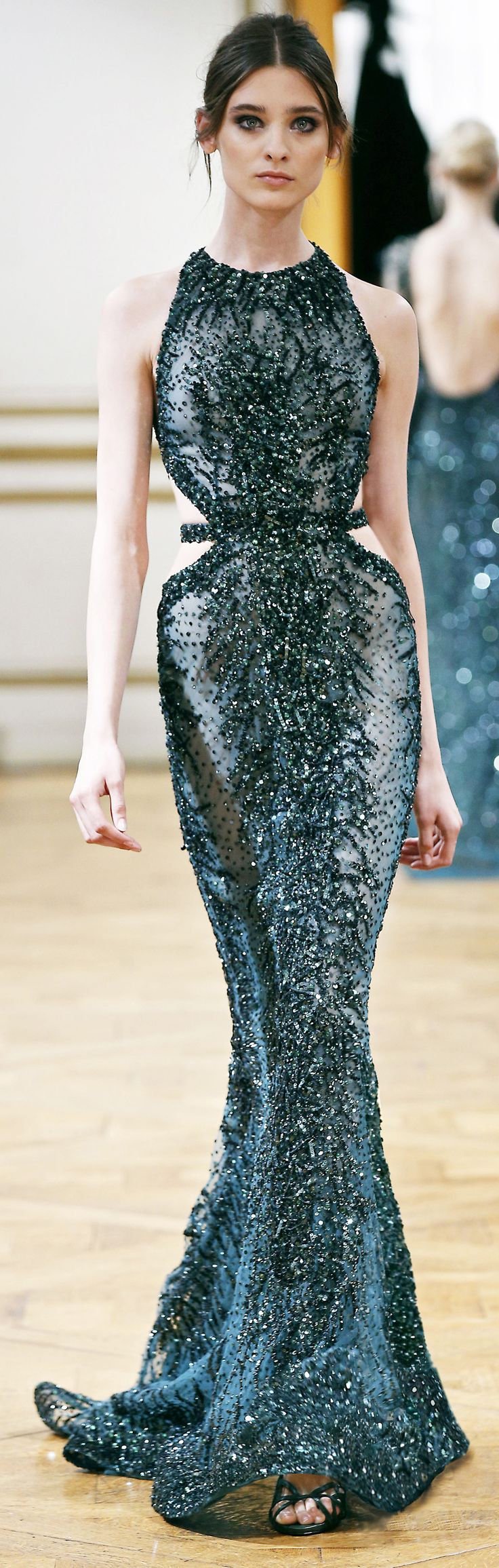 I would like to see _______ wear this Zuhair Murad dress to the Oscars.