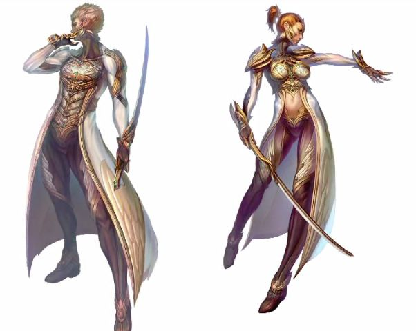 Skimpy Armour in GW2 [split from Armor Style] - Tyrian Assembly - Guild Wars 2