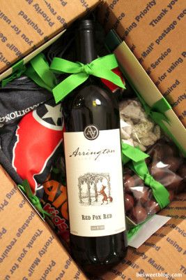 Nashville Birthday Box - Gift for Guys