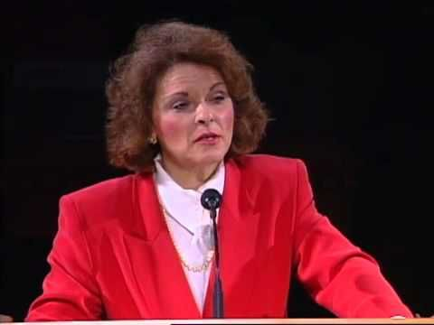 Are You the Woman I Think You Are? - Sheri L. Dew - October 1997 General Relief Society Meeting
