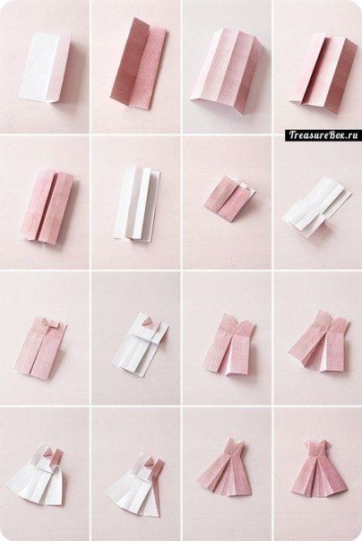 Оригами для личного дневника