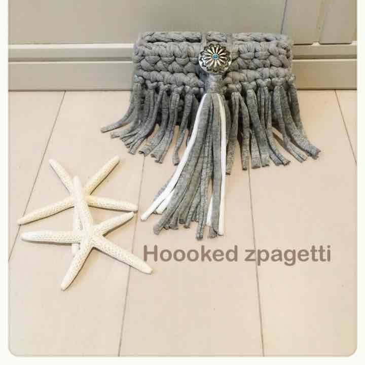 メルカリ - nao♡ オーダー品hoooked zpagetti ズパゲッティ 【ポーチ/バニティ】 中古や未使用のフリマ