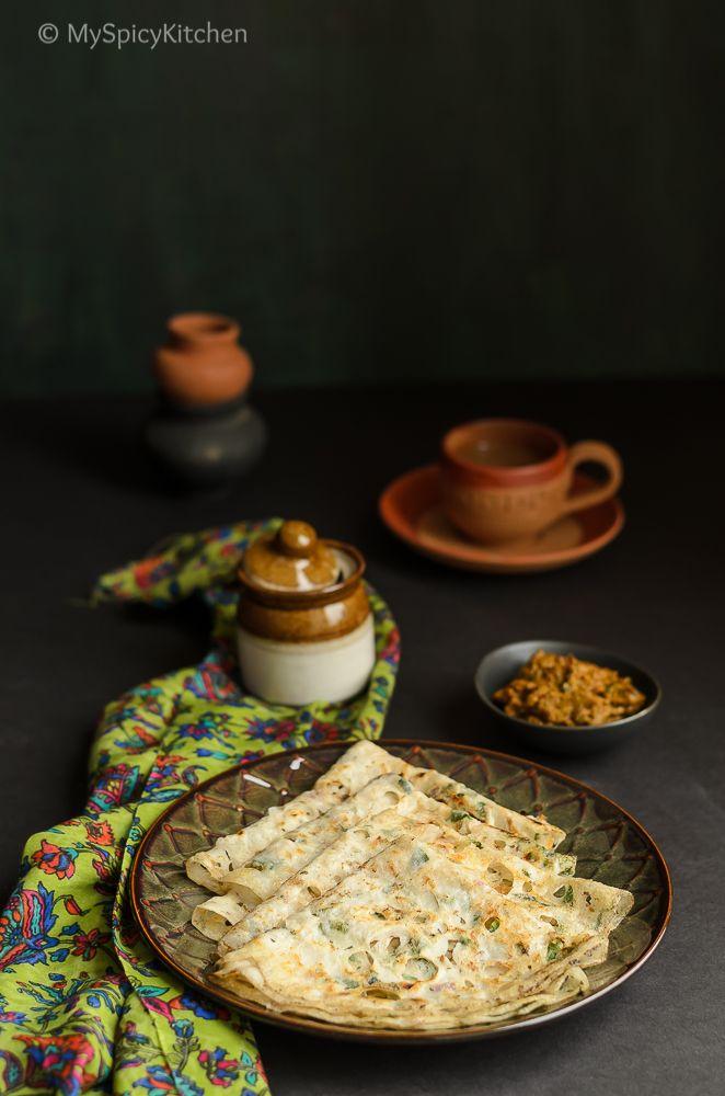 Biyyam Pindi Attlu ~ Rice Flour Dosa or Crepes