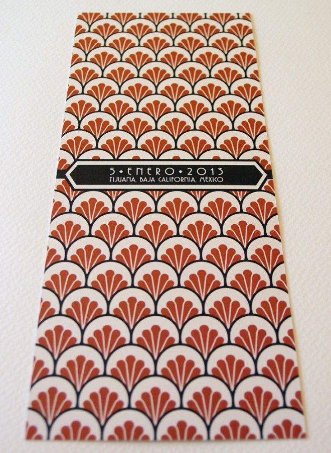 #ArtDeco #motif #pattern