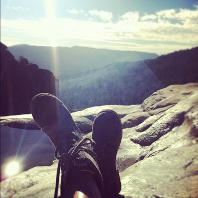 kick back & relax