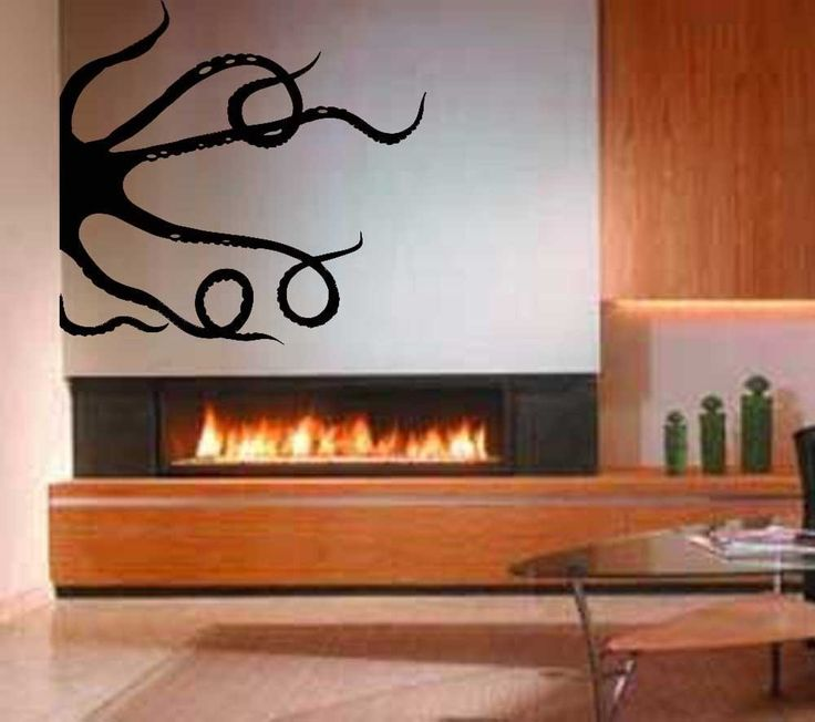 Items Similar To ShaNickers Wall Decal/Sticker Octopus Large On Etsy Part 73