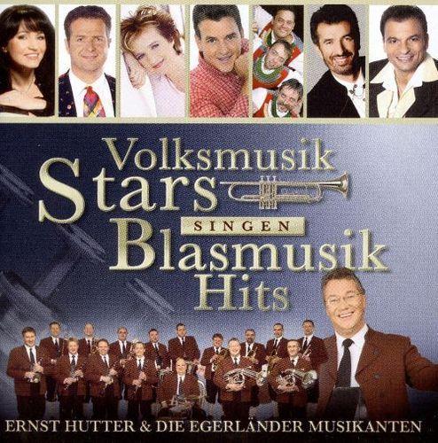 Volksmusik-Stars Singen Blasmusik-Hits [CD]