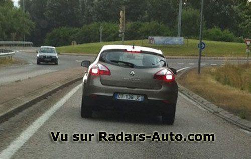 radar mobile Eure Dacia Sandero Stepway