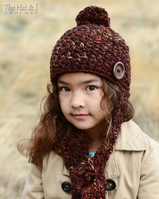 Ravelry: Outdoor Adventures pattern by Marken of The Hat & I $5.50