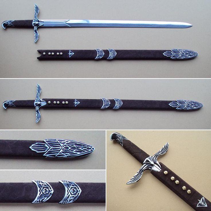 Replica of Altaïr's Sword & Sheath