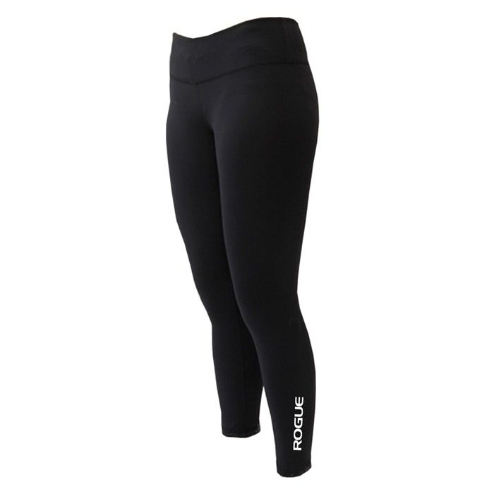 WOD Gear Clothing Crop Pants - Black