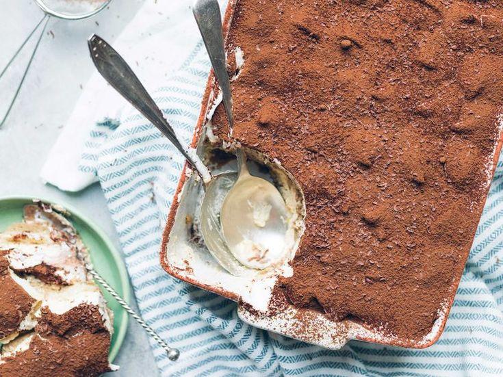 Découvrez la recette Le tiramisu sur cuisineactuelle.fr.