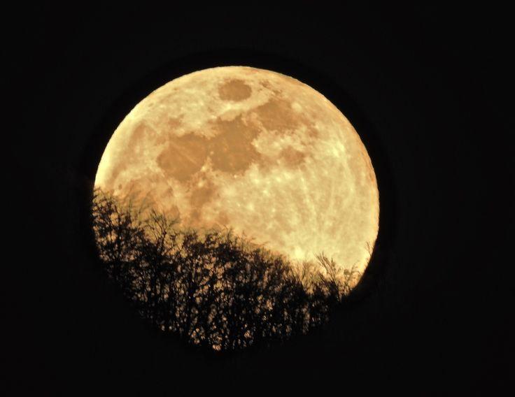 Alba Luna piena di marzo. Obino. Foto nathalie grounauer