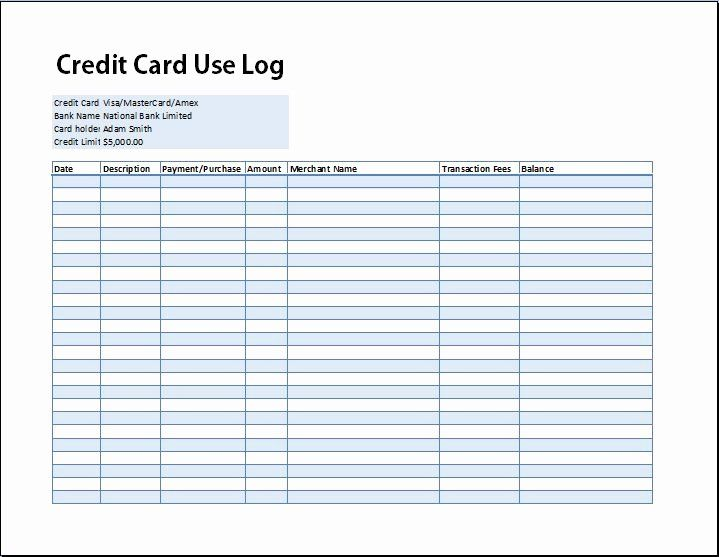 Credit Card Balance Sheet Template Unique 26 Of Printable Personal Balance Credit Card Template Balance Sheet Template Credit Card Balance Credit Card