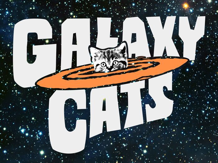 Galaxy Cats is an original digital miniseries on Cartoon Network co-created by Sara Griggs, Seth Becker and myself. It premiered on Cartoon Network Anything on June 6th, 2016.