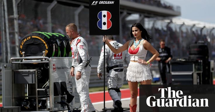 ICYMI: 'Grid girls': F1 follows darts by calling time on women in hotpants