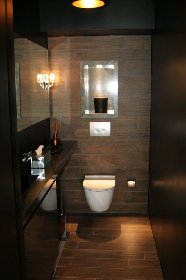 Powderroom By BB Interior Bb