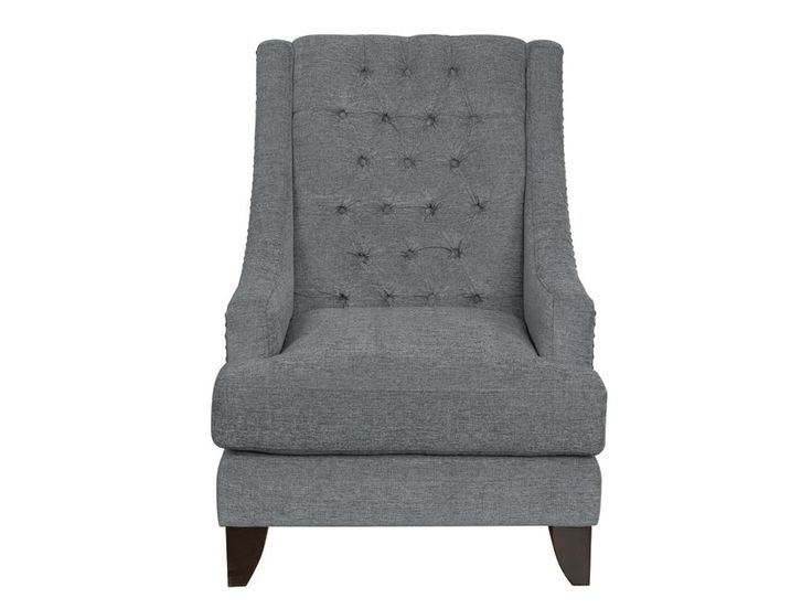 The Caeser chair, choose you fabric, choose your leg and even change the dimensions @ Wind Grove