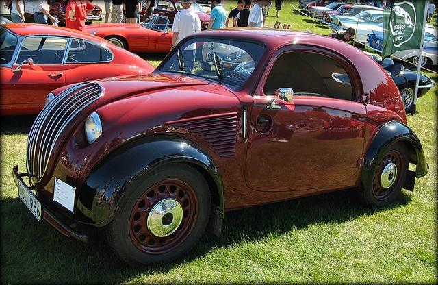 1938 Steyr 55