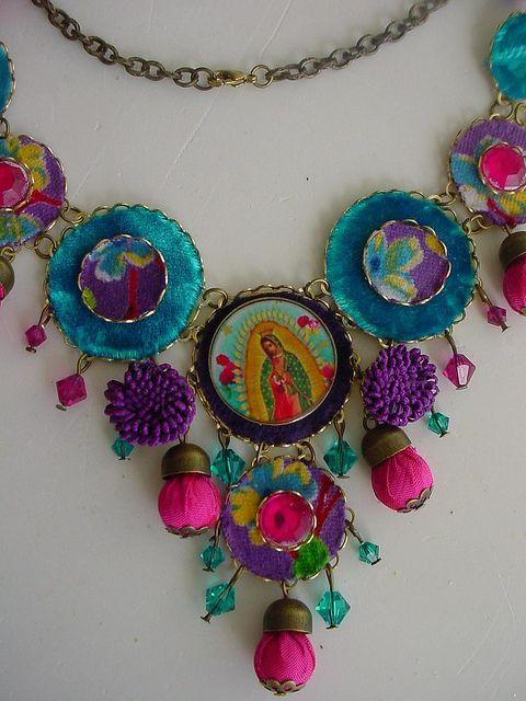 Senora de guadalupe ✶ La virgen~♥jewelry