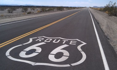 Researching Western Bicycle Route 66 #route66 #cycling #getyourkicks: Westerns Bicycles, Route66 Cycling, Red Mustang, Bicycles Route, Amazing Things, Route 66, Roads Trips, 66 Route66, Cycling Getyourkick