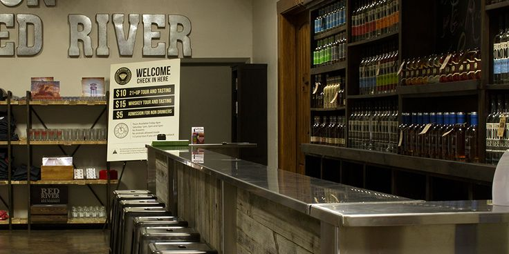Western Son Vodka Distillery Tours, Pilot Point.