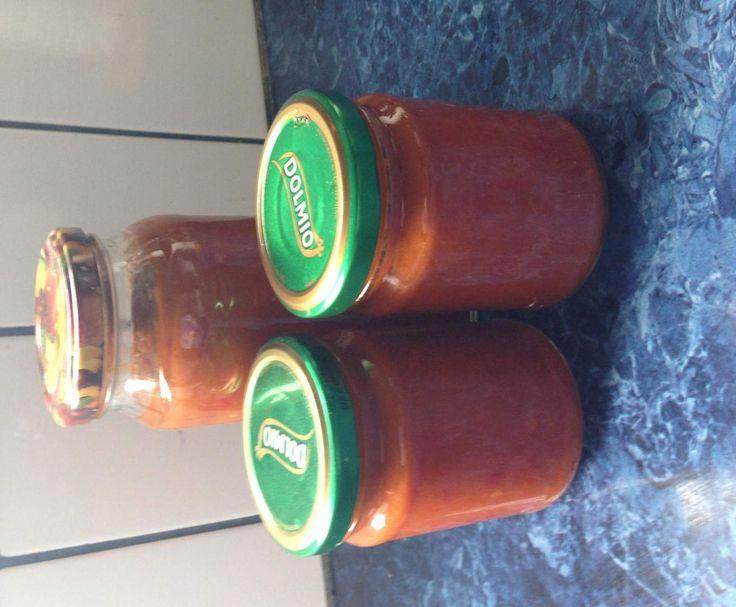 Recipe Spicy Tomato