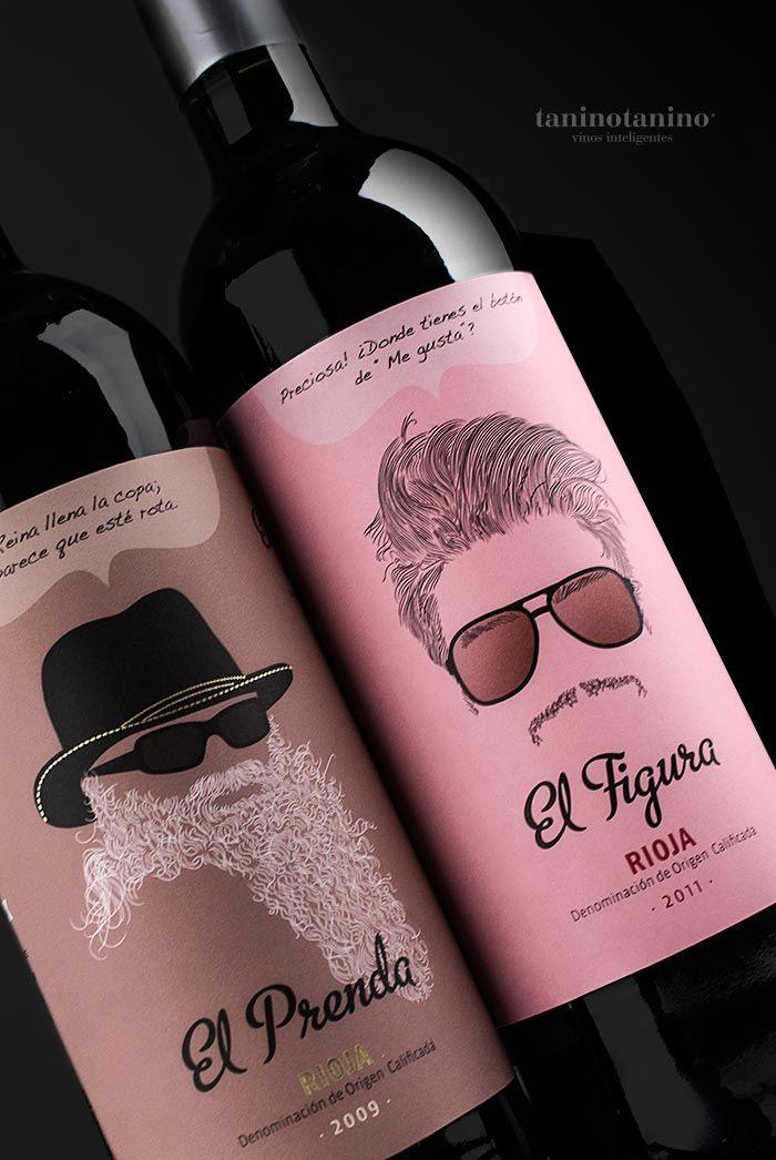 EL PRENDA Y EL FIGURA 7 PASOS   wine / vinho / vino mxm