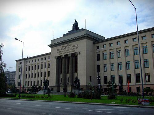 Akademia Górniczo-Hutnicza im. Stanisława Staszica w Krakowie, Uczelnie Kraków, studia Kraków, http://study4u.eu/uczelnie-w-miastach-ue/krakow
