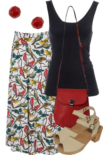 Maximum Radiance Outfit includes that bird label, Betty Basics, and Nordic Fusion - Birdsnest Buy Online