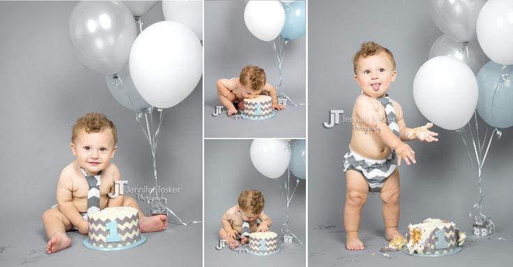 1st Birthday Boy… SMASH
