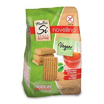 Oblíbené veganské sušenky jsou zpět! Značka Nutrisi patří pod značku Nutrifree, výrobce je tedy stejný! Další novinky naleznete na našich stránkách!