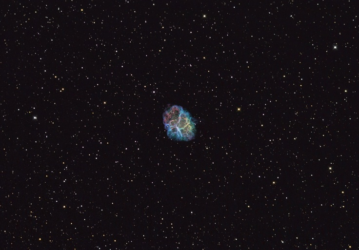 Hubble Crab Nebula - Pics about space