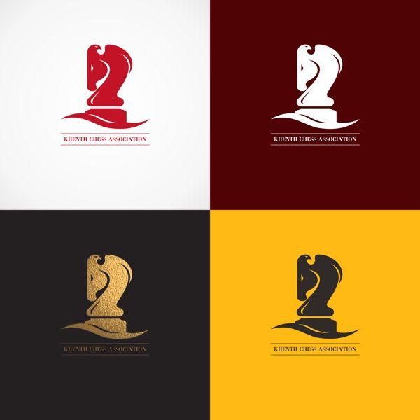 Chess logo by Tugs D Sign, via Behance