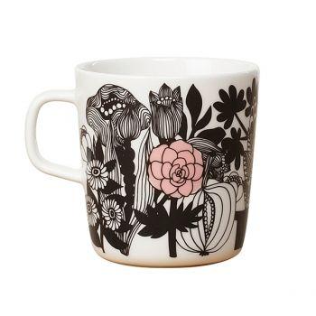 Marimekko's Oiva - Siirtolapuutarha mug, 4 dl
