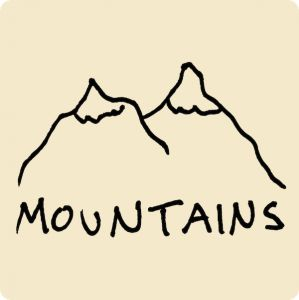 mountains, nature