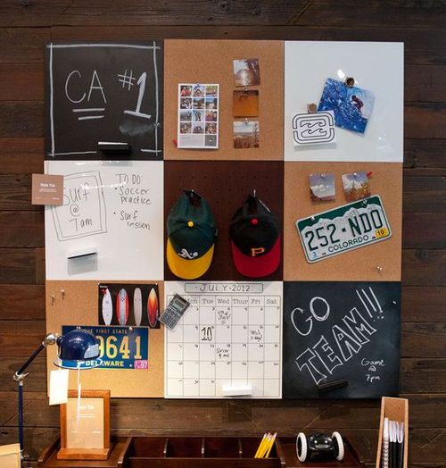 A Fun And Organized Bulletin Board For Guysu0027 Dorm Rooms. Part 74