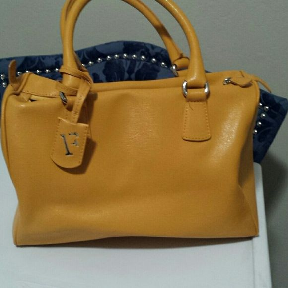 Shoulder Bag for Women On Sale, Gold Brown, Leather, 2017, one size Furla