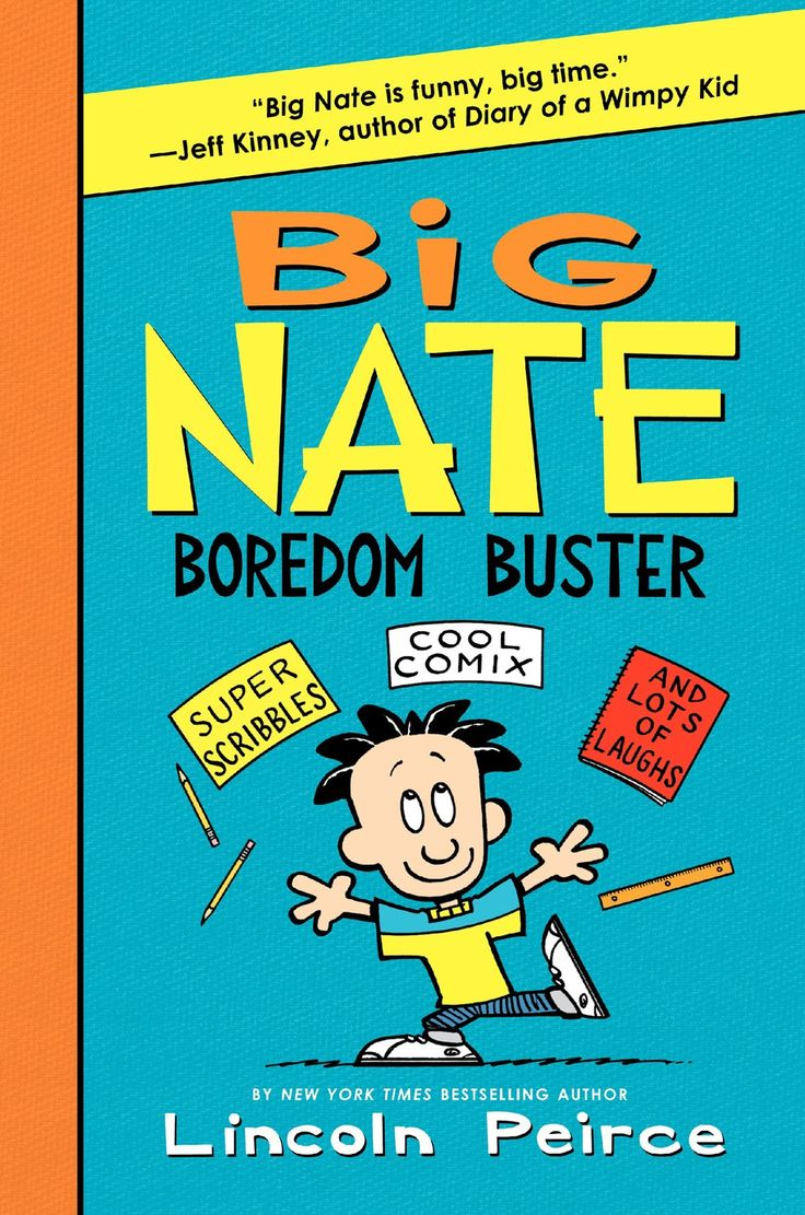 Big Nate Book  Google Search