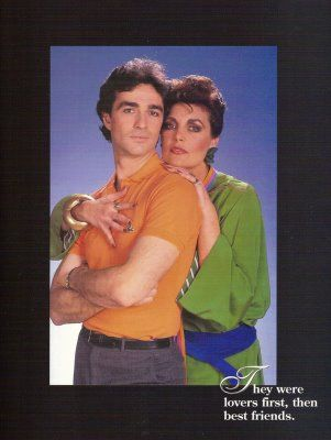 Soap Opera Blog: Another World 1983 (Cass Winthrop & Felicia Gallant)