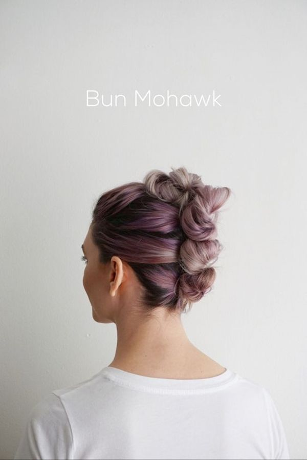 45 Gorgeous Bun Hairstyles For Office Women Beauty Tips Hair